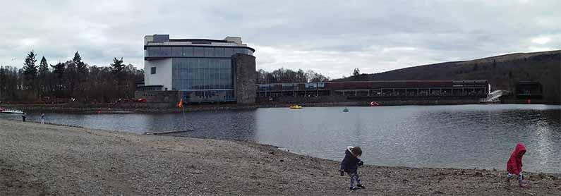 Sea Life Centre Loch Lomond