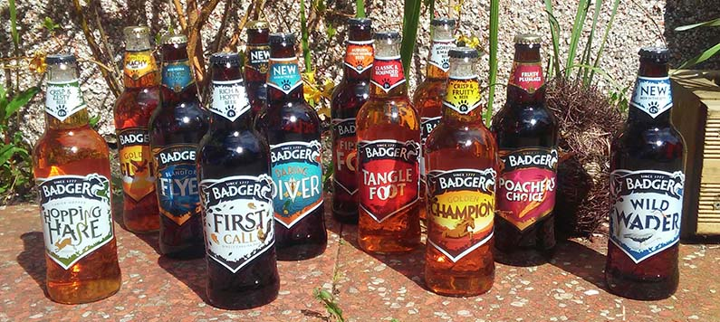 Badger Ales : Review
