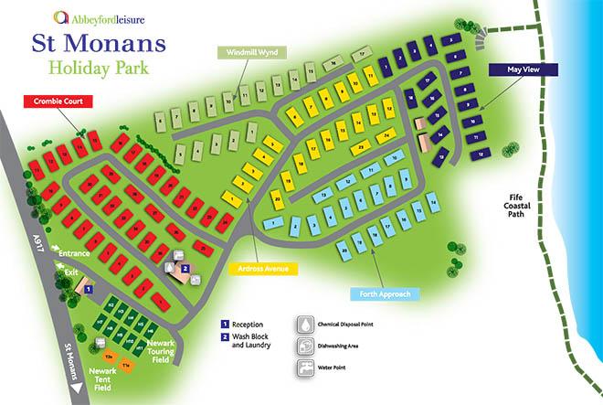St Monan's Holiday Park
