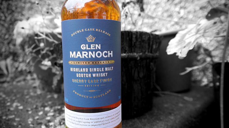 Glen Marnoch Highland Single Malt Scotch Whisky Sherry Cask