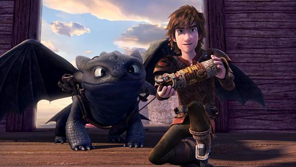 Netflix Dragons