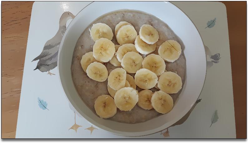 Simple Perfect Breakfast Porridge